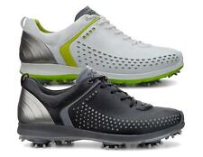 ECCO Mens Biom G2 2015 Golf Shoes- Yak Leather- Hydromax- Lightweight- Comfort