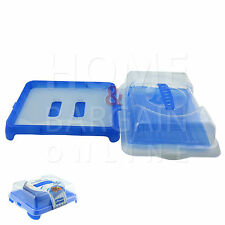 COOL BOX WITH COOLING ELEMENT LUNCH BOX CAMPING PICNIC FOOD SALAD FRESH TRAVEL