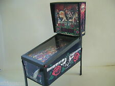 1:12 Scale Model Pinball Machine Hand Made in UK Signed by Artist (myref136A)