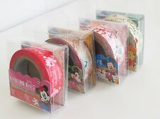 Disney Micky Minnie Pooh 4 Masking Tapes Cute kawaii Deco Paper/Choose 1 type