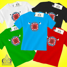 iBallisticSquid STAMPY KIDS CAT T SHIRT TSHIRT YOUTUBE GIFT BALLISTIC SQUID XBOX