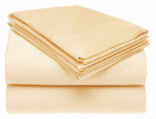 100%Pure Natural Finest Egyptian Cotton 200 Thread Count Duvet/Cover sheet Latte