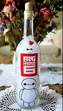 Disney's Big Hero 6 BAYMAX Wine Bottle Lamp