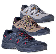 Mens Work Boots Hiking Treking Trail Trainers Casual Lace Up Walking Shoe Boot