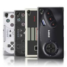 STUFF4 Phone Case/Cover for Sony Xperia Z1 /Games Console