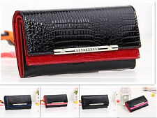 2015 the new south Korean fashion women a wallet Long leather wallet ms paint