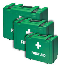 NEW SEALED BSI Compliant FIRST AID  KITS FOR THE WORK PLACE, SCHOOL, OFFICE,
