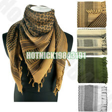 New Military Airsoft Tactical Arab Shemagh Kafiya Scarf Mask