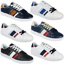 Sergio Tacchini Tesla Mens Trainers Casual Sneakers Shoes New