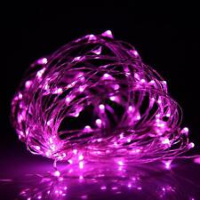 New Copper Wire 100LED 33 Feet 10M String Party Decoration Light+ Remote Control