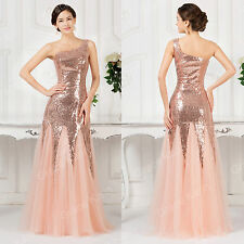 2015 GK Long Mermaid Formal Prom Dresses Party Ball Evening Pageant Wedding Gown