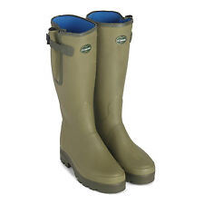 Le Chameau Mens Gents Vierzonord Neoprene lined Wellingtons free boot bag