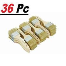 Set of 36 Chip Brush Brushes Perfect for Adhesives Paint Touchups