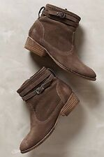 NIB NEW  Anthropologie Seychelles Outback Booties  Size 6.5 7 7.5 8 8.5 9 Taupe