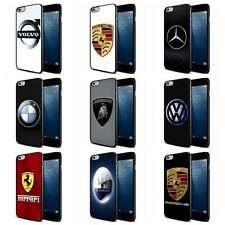 Fashion Car Logo Custom Hard Case Cover Skin For Cell Phone 4s,5, 5s, 6, 6 plus