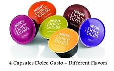 NESCAFE DOLCE GUSTO 4 CAPSULES PODS  (DIFFERENT FLAVORS)