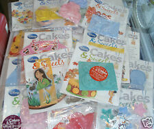 Disney Cakes & Sweets Cake Decorating Collection magazine BACK ISSUES