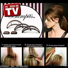 5PCS HAIR CLIP BUMPITS BUMPIT SET HAIR VOLUMIZING INSERTS BRAND NEW