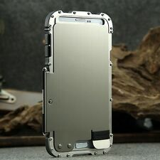 Armor Luxury Iron man Metal Aluminum Case Cover For Samsung Galaxy Note 2 3 4 S5