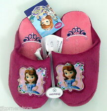 CLEARANCE DISNEY SOFIA THE FIRST SLIPPER BRAND NEW  SIZES 8-12
