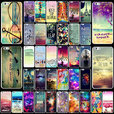 Popular Cool Colorful Scenery Sky Pattern Skin Case Cover for iPhone 6 6 Plus