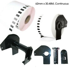Brother Compatible DK22205 Continuous Printer Label 62mm Roll for QL550 560 570