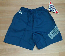 Vintage Deadstock Georgetown Hoyas Apex One Navy Nylon Shorts Jersey Snapback