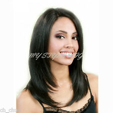 BOBBI BOSS Human Lace Front Wig - MHLF B