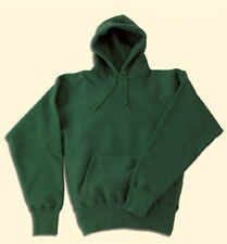 Mens Hwt PO Hooded Sweatshirt Cross-Knit Small to 6XL