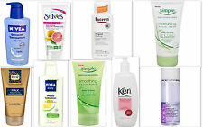 New Eucerin Simple Nivea Jergens Lotions Cleansers Moisturizers