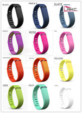 Large Small Replacement Band Clasp Flex Pedometer Wristband Bracelet for Fitbit