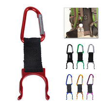 Outdoor Sports Travel Carabiners Water Bottle Holder Keychain Buckle Hook