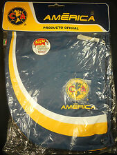 Club América - Águilas Officially Licensed Drawstring Backpack w/MP3 exit port