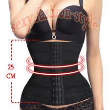 US Belly Band Corset Waist Trainer Cincher Contral Body Shaper Underbust Corset