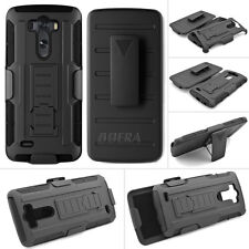 Future Armor Heavy Duty Belt Clip Holster Kickstand Combo Hard Case for LG G3 G4