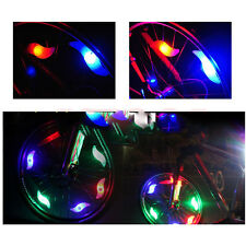 NICE Vogue Bright Bike Bicycle Cycling Car Wheel Tire Tyre LED Spoke Light Lamp