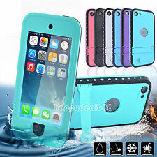 Waterproof Shockproof Proof Durable Dirt Dust Cover Case for Apple iPod Touch 5