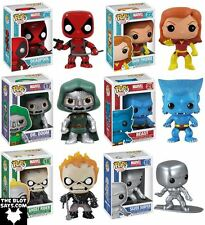 Marvel Comics POP Vinyl Figures - choose your favourite