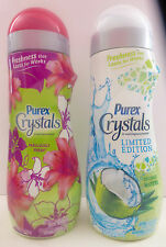 2 PUREX CRYSTALS SOFTENER LAUNDRY Booster ENHANCER ~ SCENT CHOICES * CHOOSE