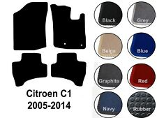 Citroen C1 (2005 to 2014) New Fully Tailored Carpet Car Floor Mats