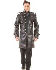 Military Steampunk Trench Coat