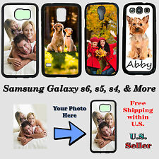 Customized Phone Case Personalized Photo Picture Hard Case Cover for Samsung