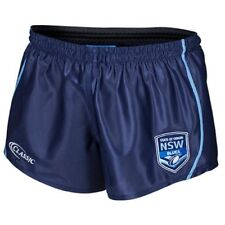 NSW Origin Supporter Playing Shorts 'Select Size' S-3XL BNWT NRL