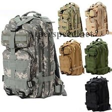 Level III Assault Day Pack MOLLE  - Heavy Duty 600D Military BUG-OUT-BAG