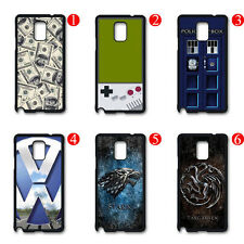 New Movie Car Logo Hard Plastic Case Cover For Samsung Galaxy S4 S5 Note 2 3 4