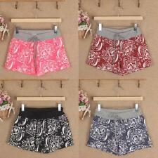Sexy Fashion Women's Lady High Waist Shorts Summer Casual Beach Short Hot Pants