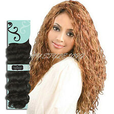 "BOBBI BOSS Indi Remi Human Hair Weave -  French Wave 12"" by MIDWAY"