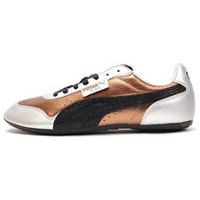 PUMA MENS RING LUX METALLIC TRAINERS uk9.5 uk11