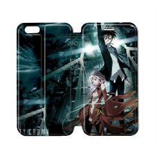 GUILTY CROWN OEM phone cover holster flip case for Iphone 6/5c/5s/4s new