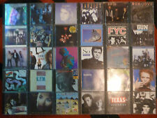 CD ALBUMS - CHOOSE FROM 46 AWSOME 1980'S ARTIST TITLES - AHA - U2 - QUEEN ETC